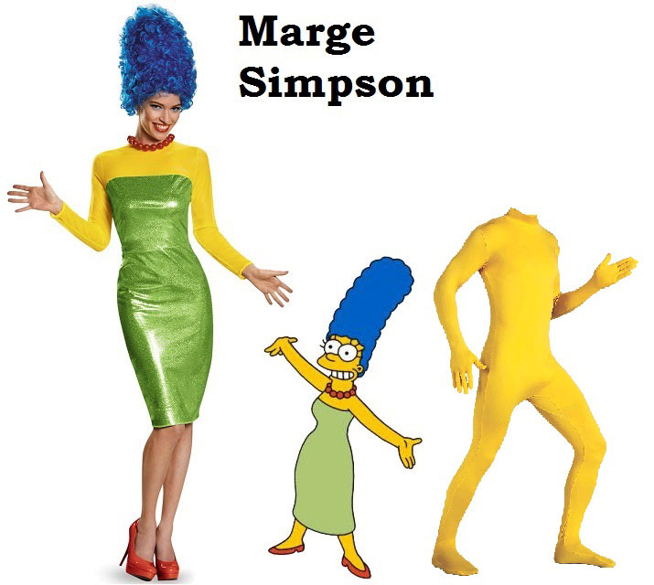 Marge Simpson Deluxe # 1568