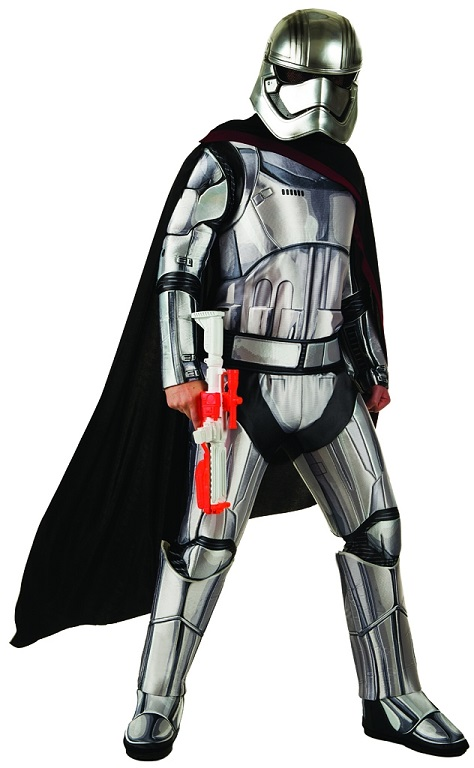 Capitaine Phasma ( star wars ) # 12334